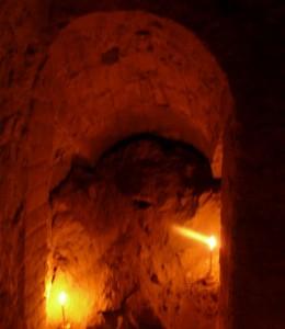 Пещеры Гнилецкого монастыря XI-XVвв.