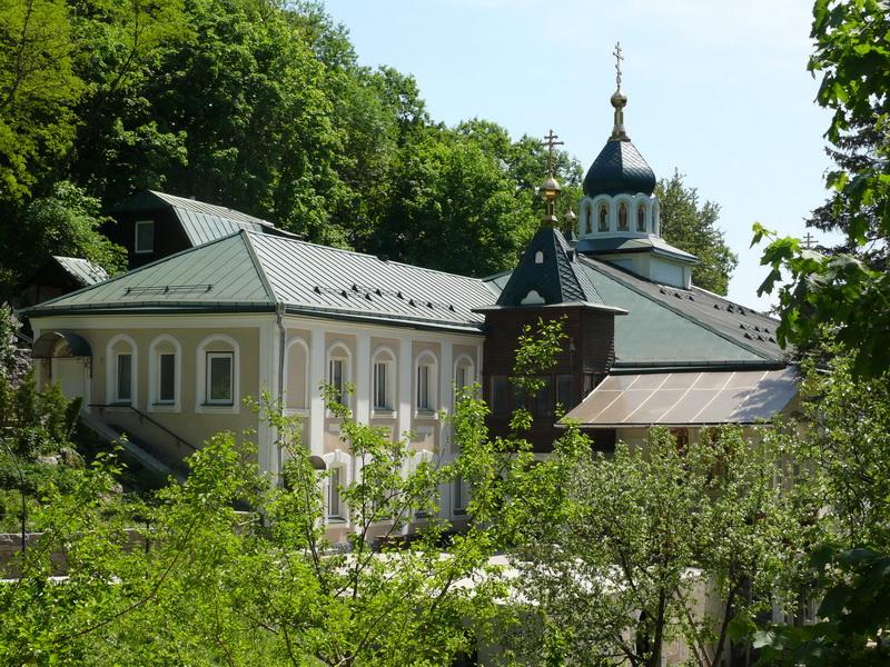 Церковщина Храм Николая Угодника