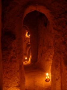 Пещеры Гнилецкого монастыря.   XI-XVвв.
