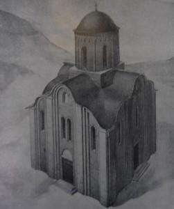 Храм во имя Рождества Пресвятой Богородицы XII век