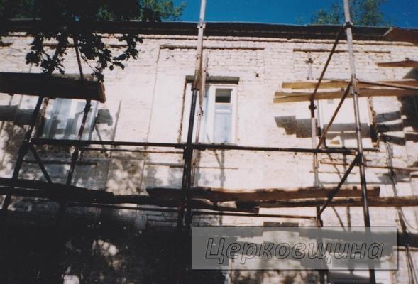Храм святителя Николая Мирликийских Чудотворца. Возрождение обители.