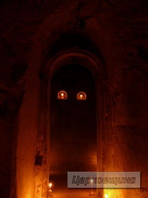 Церковщина. Пещерный монастырь