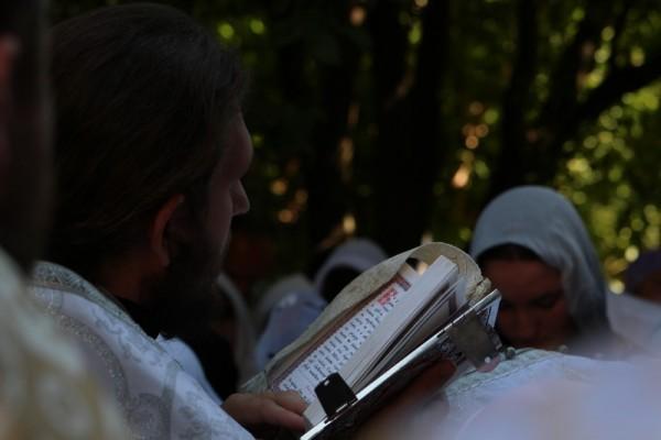 Праздник Преображения Господне в Спаса на Берестове. Церковщина