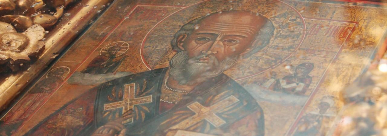Престольный праздник в честь святителя Николая Чудотворца