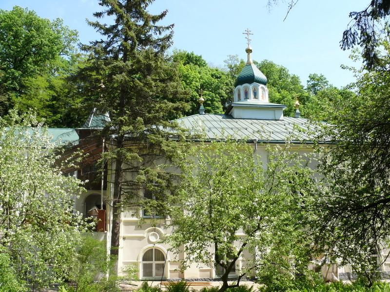 Церковщина Храм Николая Чудотворца