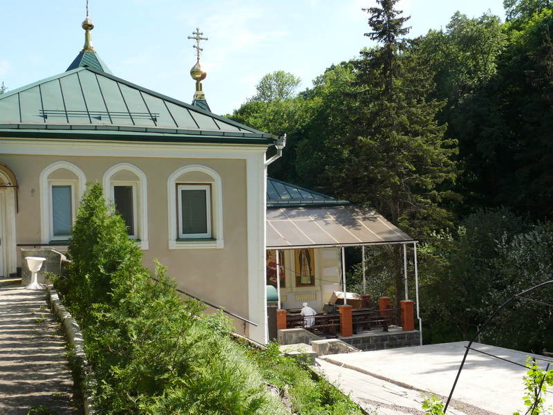 Церковщина Храм святителя Николая Мир Ликийских Чудотворца