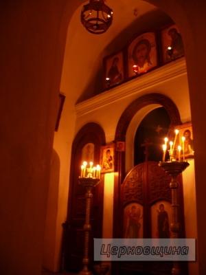 Церковщина. Древний храм