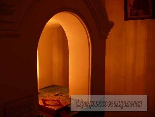 Церковщина. Храм XIV века