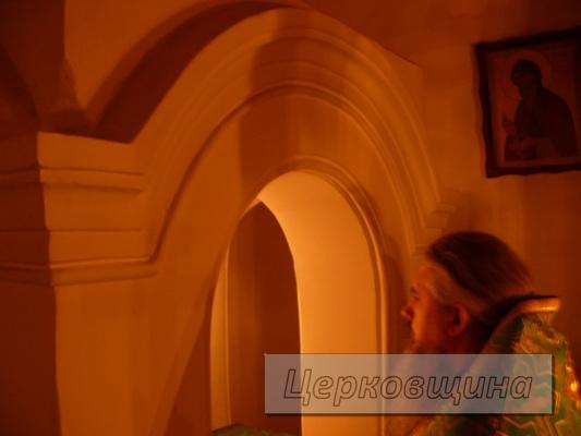 Церковщина. Подземный храм