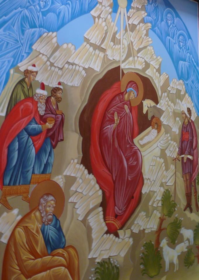 Рождество Господа Иисуса Христа