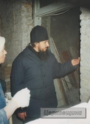 Мужской монастырь во имя Рождества Пресвятой Богородицы. Возрождение обители.