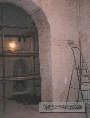 Мужской монастырь в честь Рождества Пресвятой Богородицы. Возрождение обители.