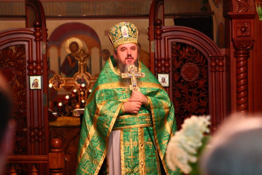 Праздник Святой Троицы в Церковщине