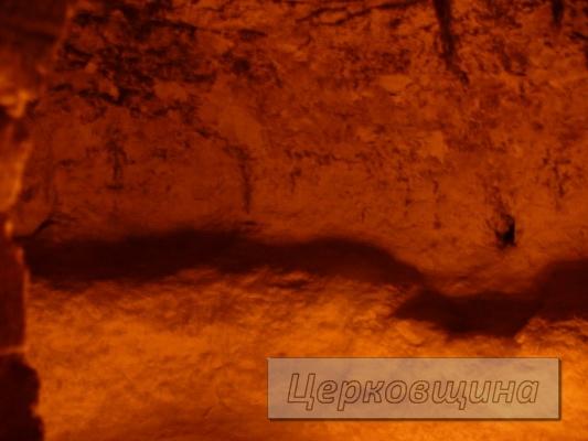 Церковщина. Стародавние пещеры