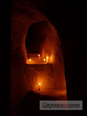 Церковщина. Лабиринт Гнилецких пещер