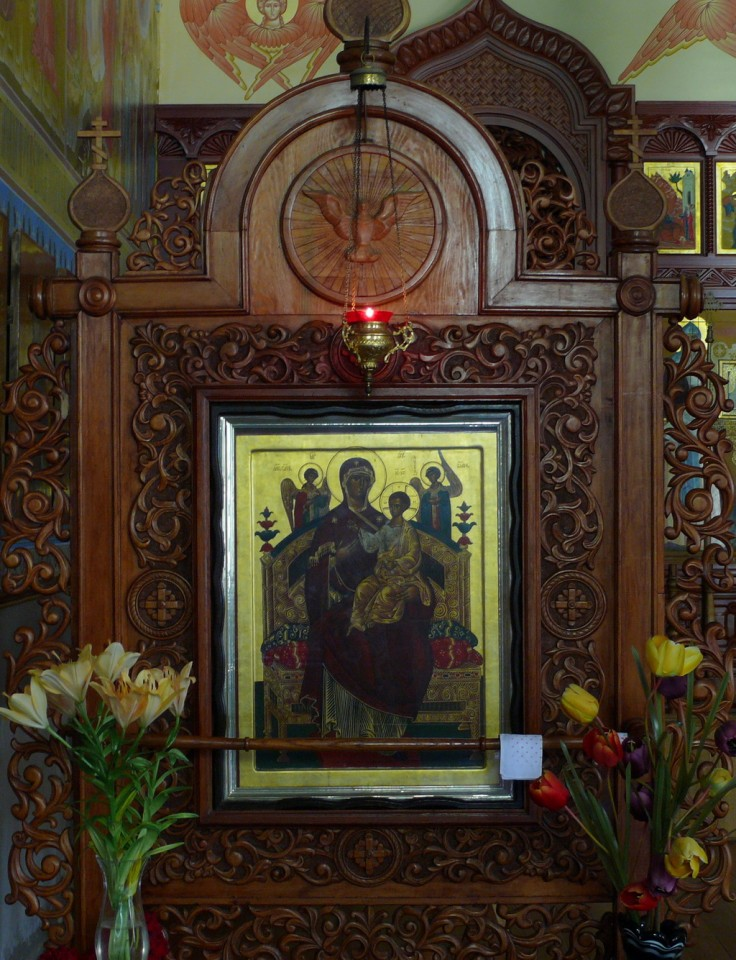 Образ Матери Божией «Всецарица»