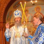 Престольный праздник Рождества Пресвятой Богородицы - Церковщина 2016