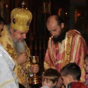 Престольный праздник Святителя Николая. 19.12.2016 г.