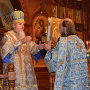Благовещение Пресвятой Богородицы. 7.04.2017