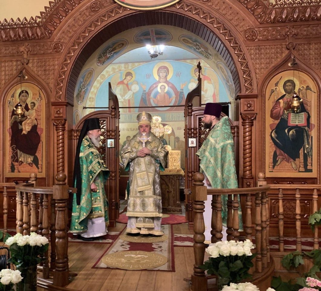День Святой Троицы  07.06.2020